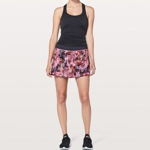 Lululemon pace rival skirt 6Tall NWT
